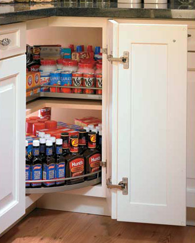 Clever Corner Storage Ideas for Your Kitchen - Talmadge Construction