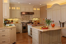 green-building-kitchen