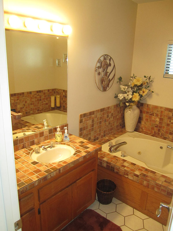 Adaptive Bathroom Remodel
