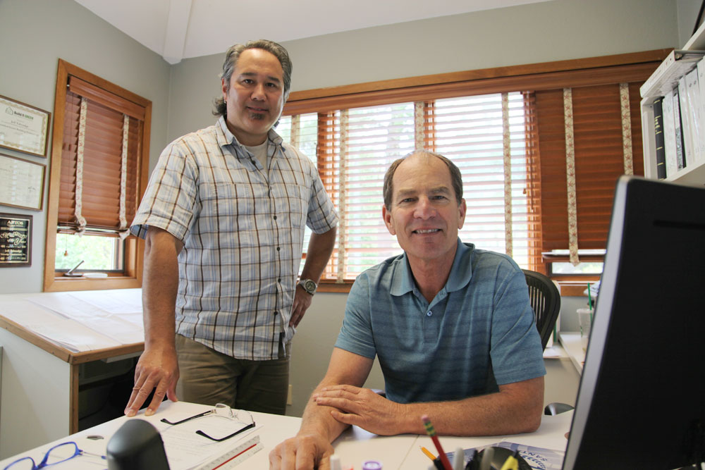 Andrew Wightman & Jeff Talmadge