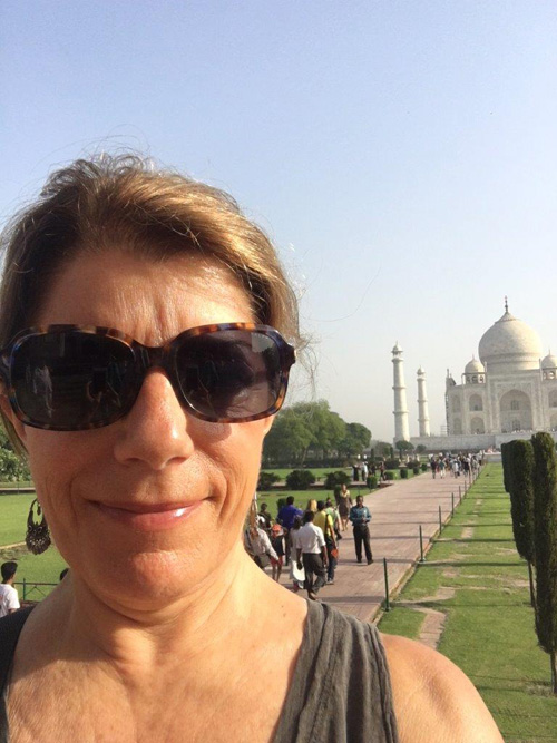 So Why Would You Go To India? – by Adele Talmadge