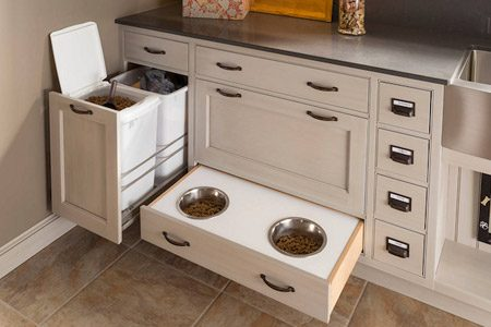 pet friendly remodel hideaway pet dish