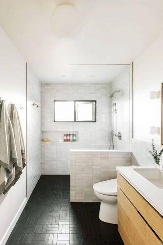 Small Bathroom Powder Room Remodel